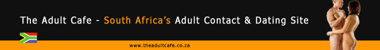 The Adult Cafe - South Africa's Adult Dating Website